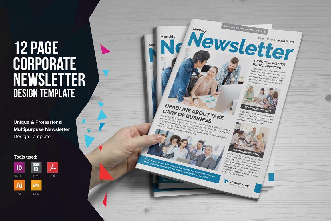 newsletter design v2