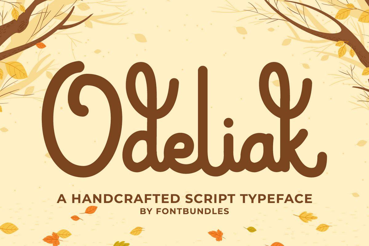 Odeliak example image 1