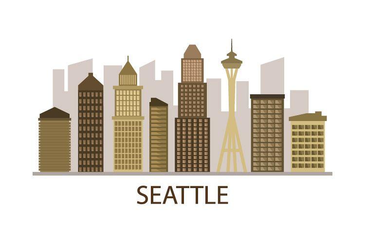 Skyline seattle example image 1