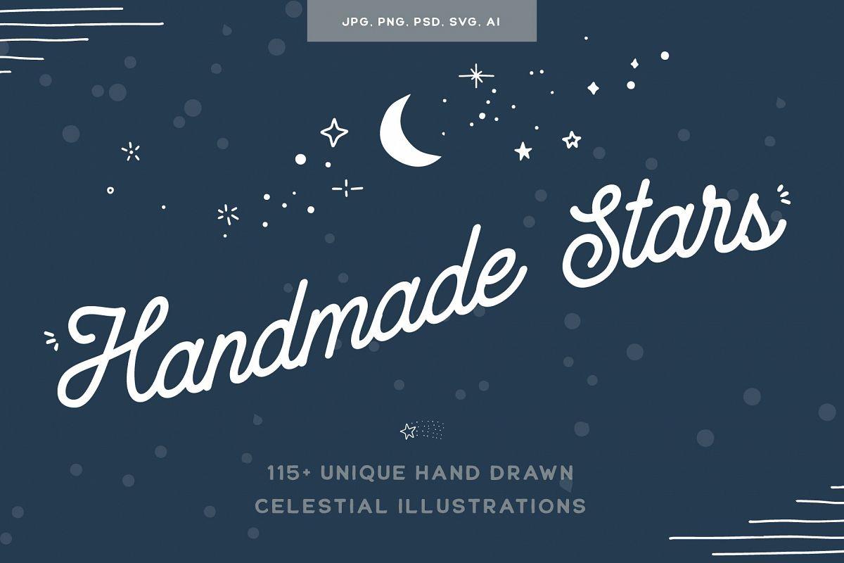 Handmade Stars example image 1