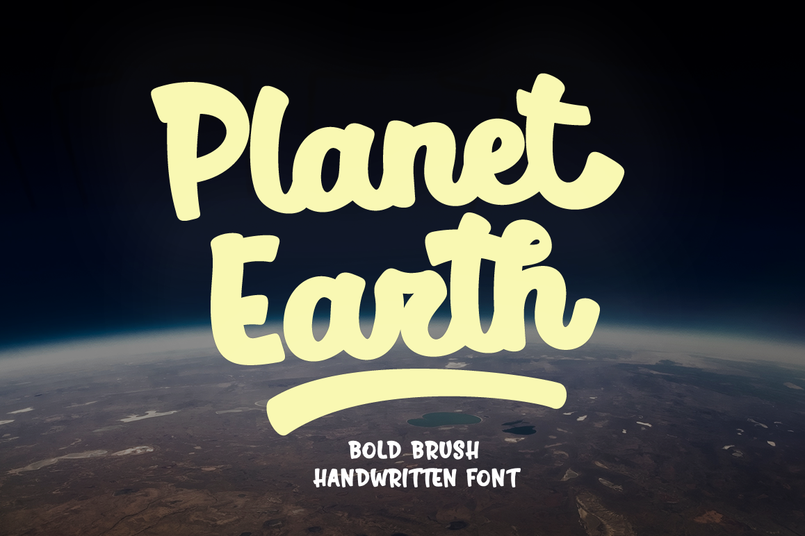 Planet Earth example image 1