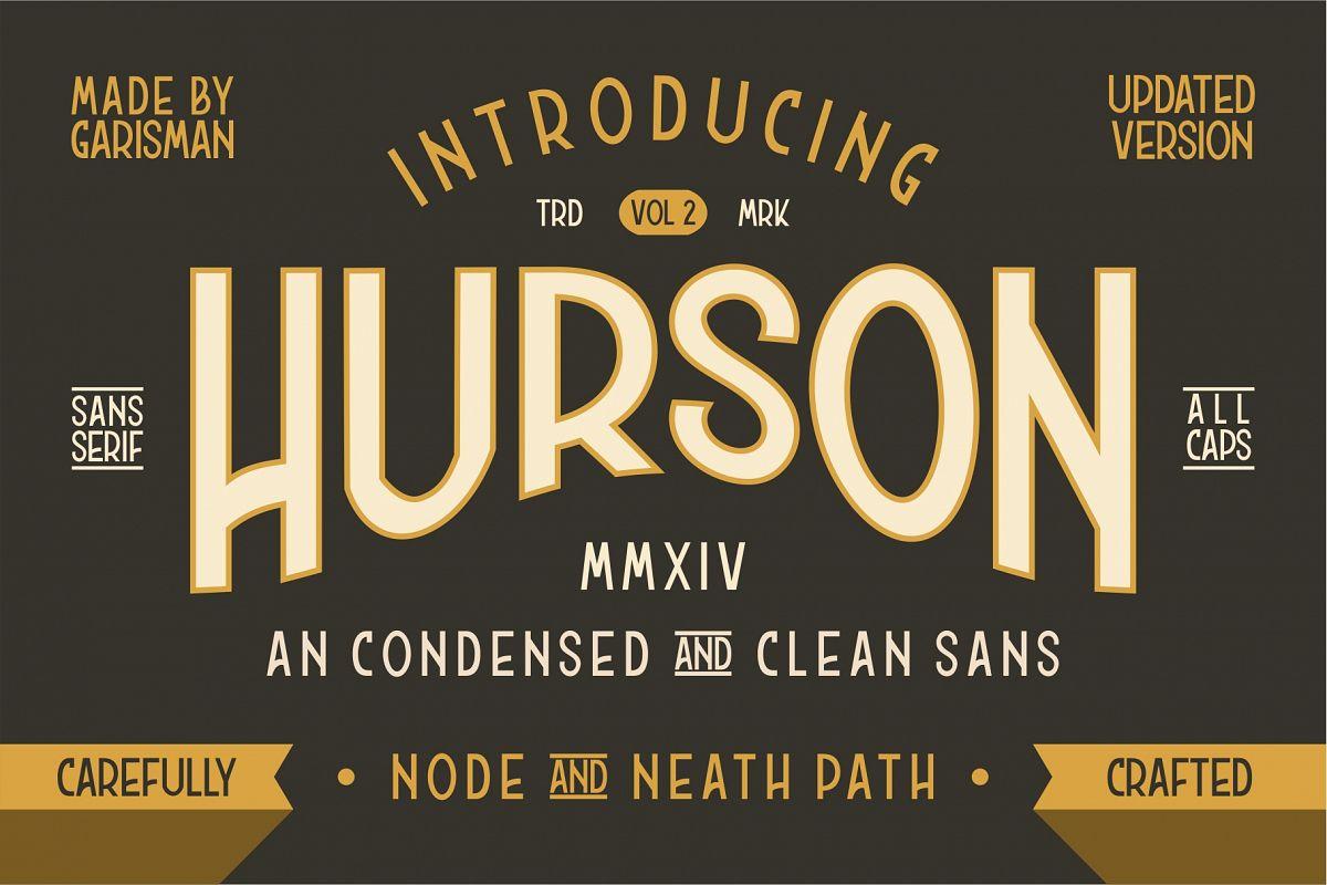HURSON CLEAN example image 1