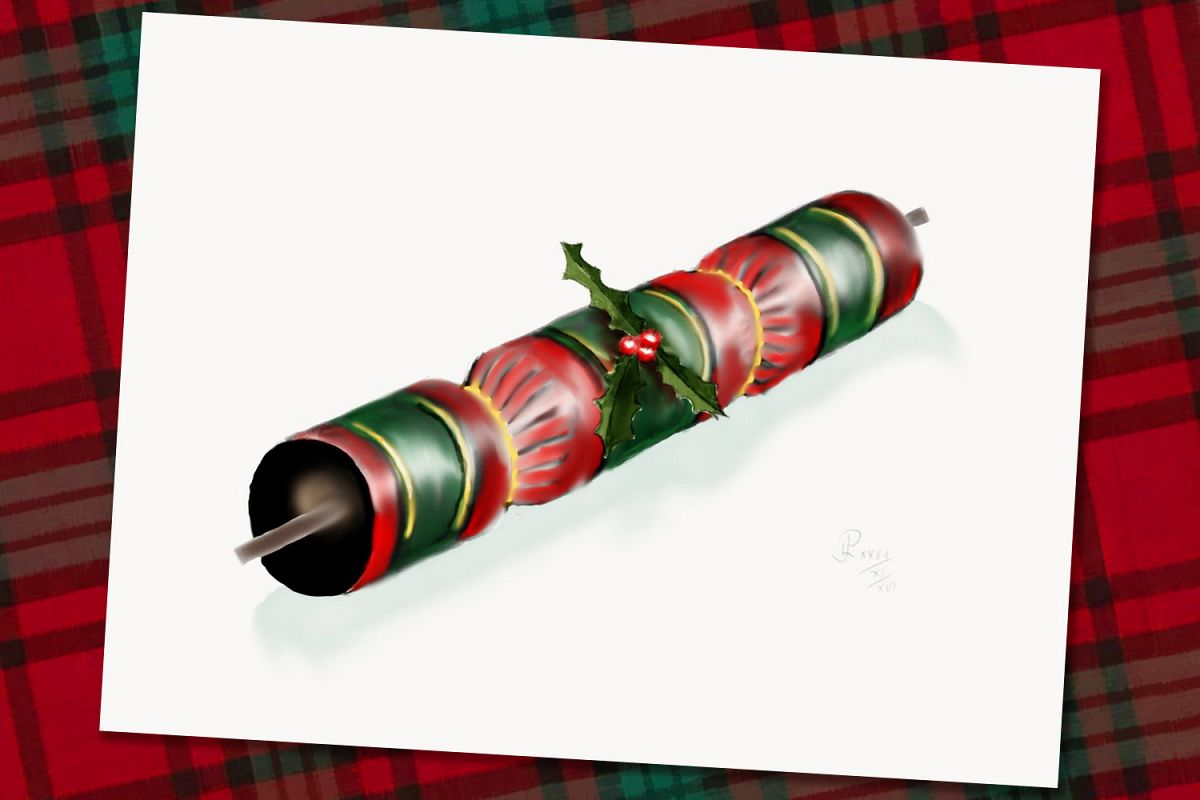 Christmas Cracker example image 1