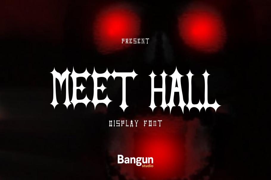 Meet hall example image 1