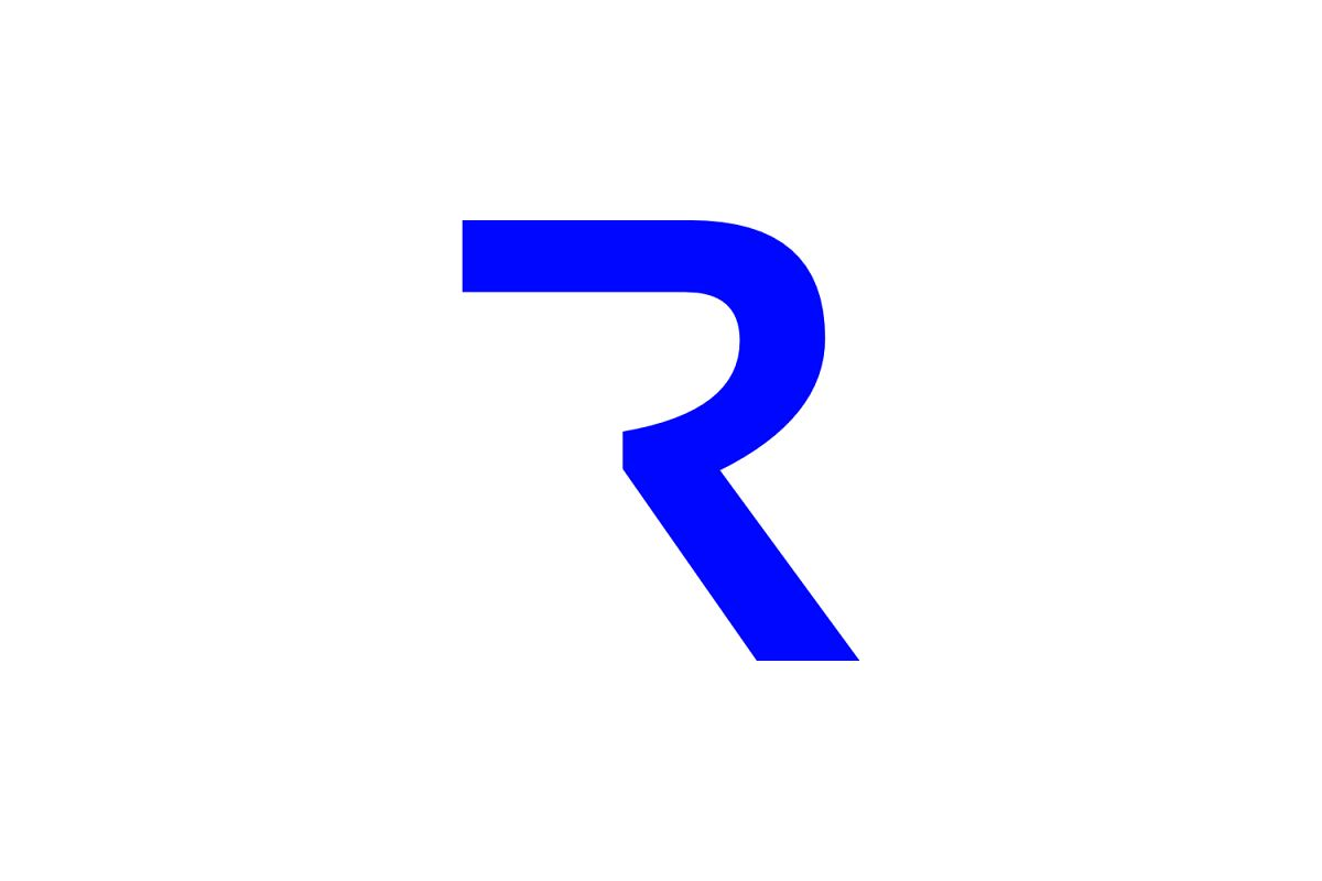 r letter logo example image 1