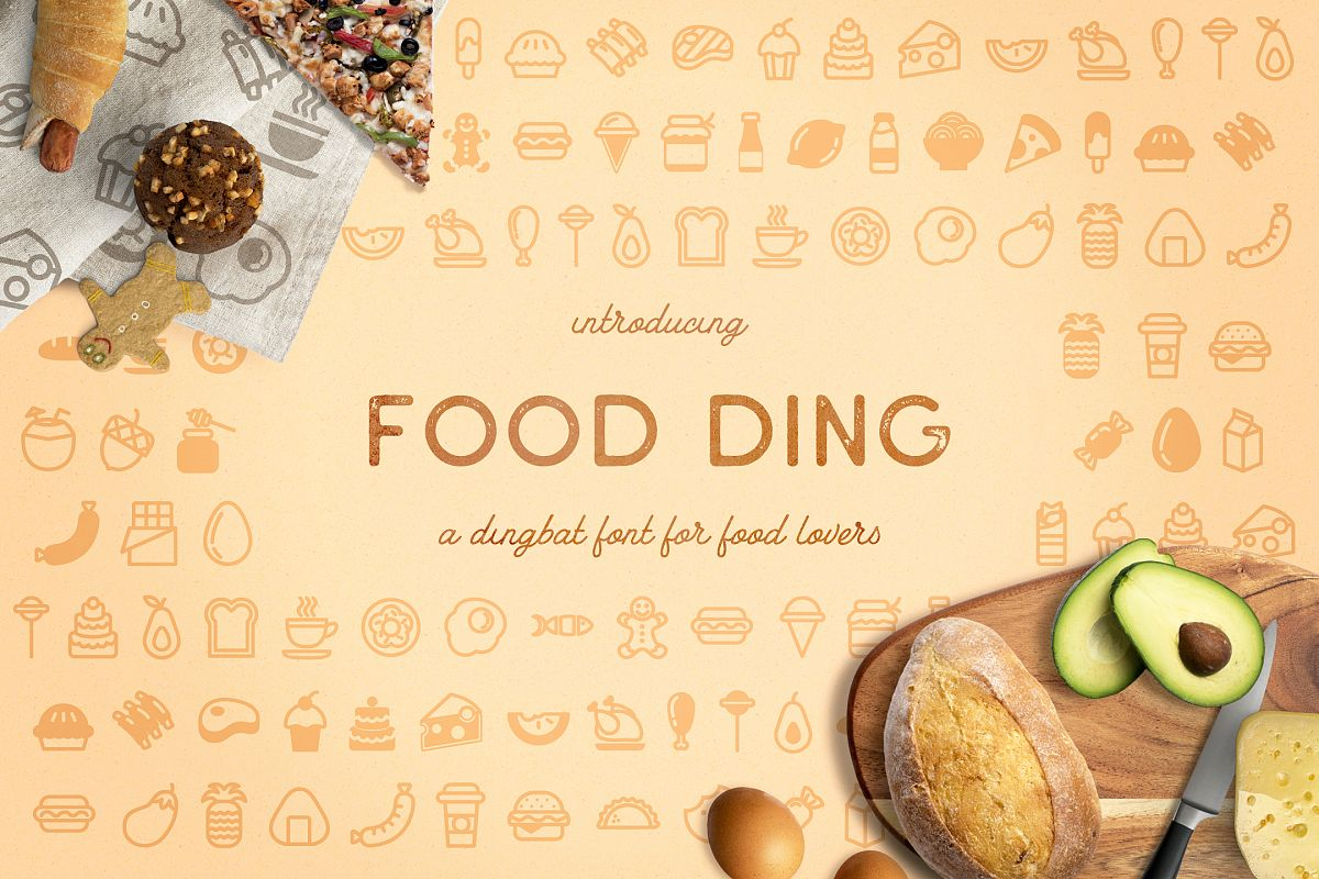 Food Ding example image
