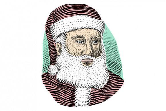 Father Christmas Santa Claus example image 1