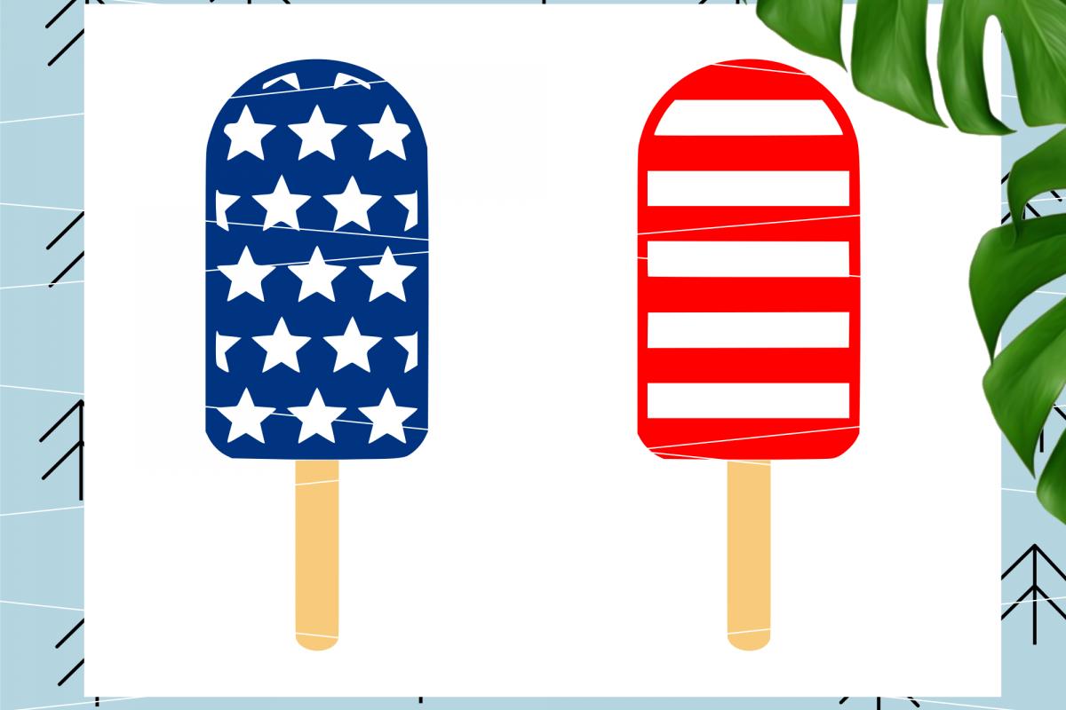Ice cream svg example image 1