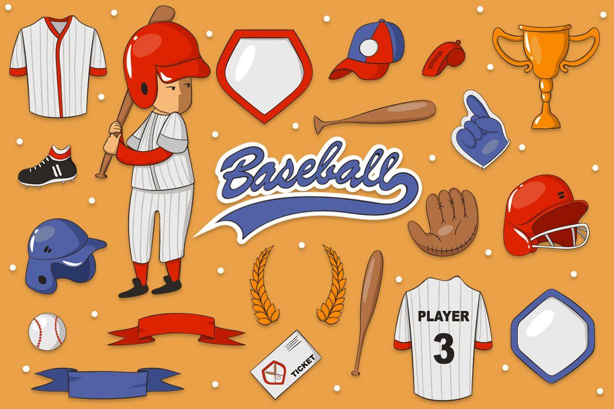 Baseball example image