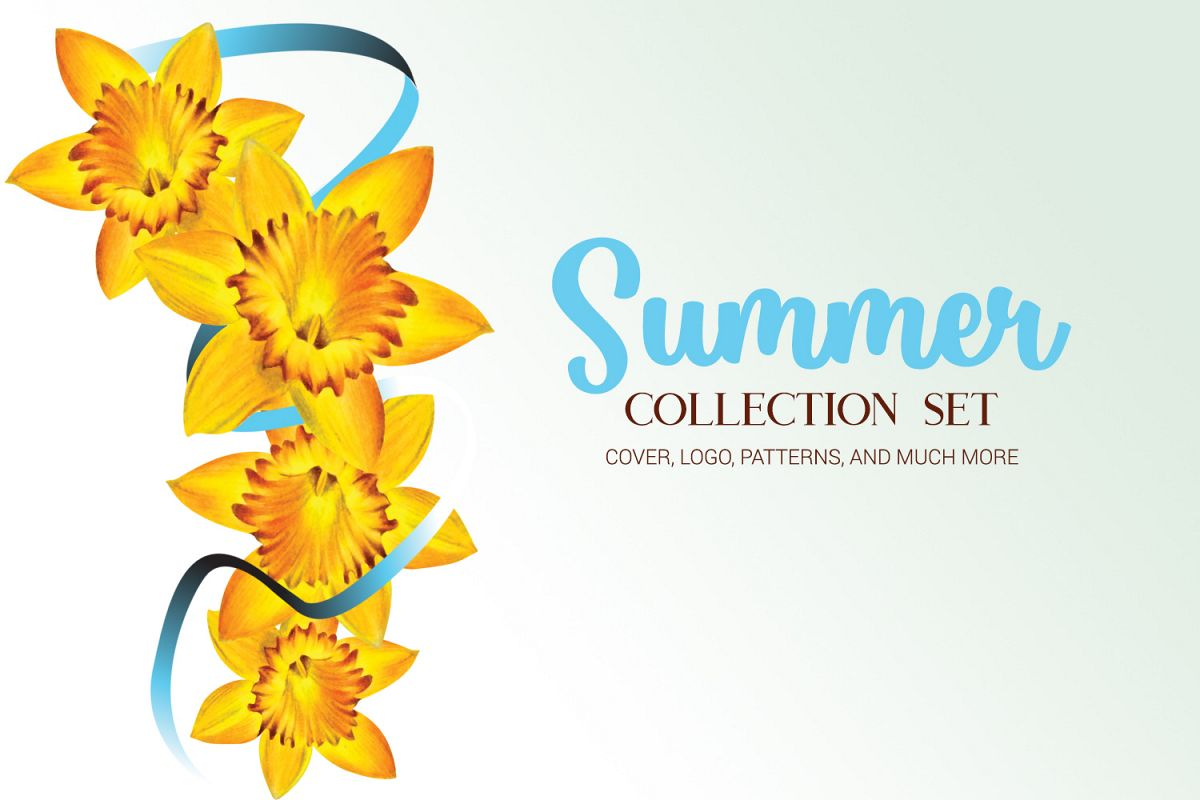 Summer Collection Set example image 1