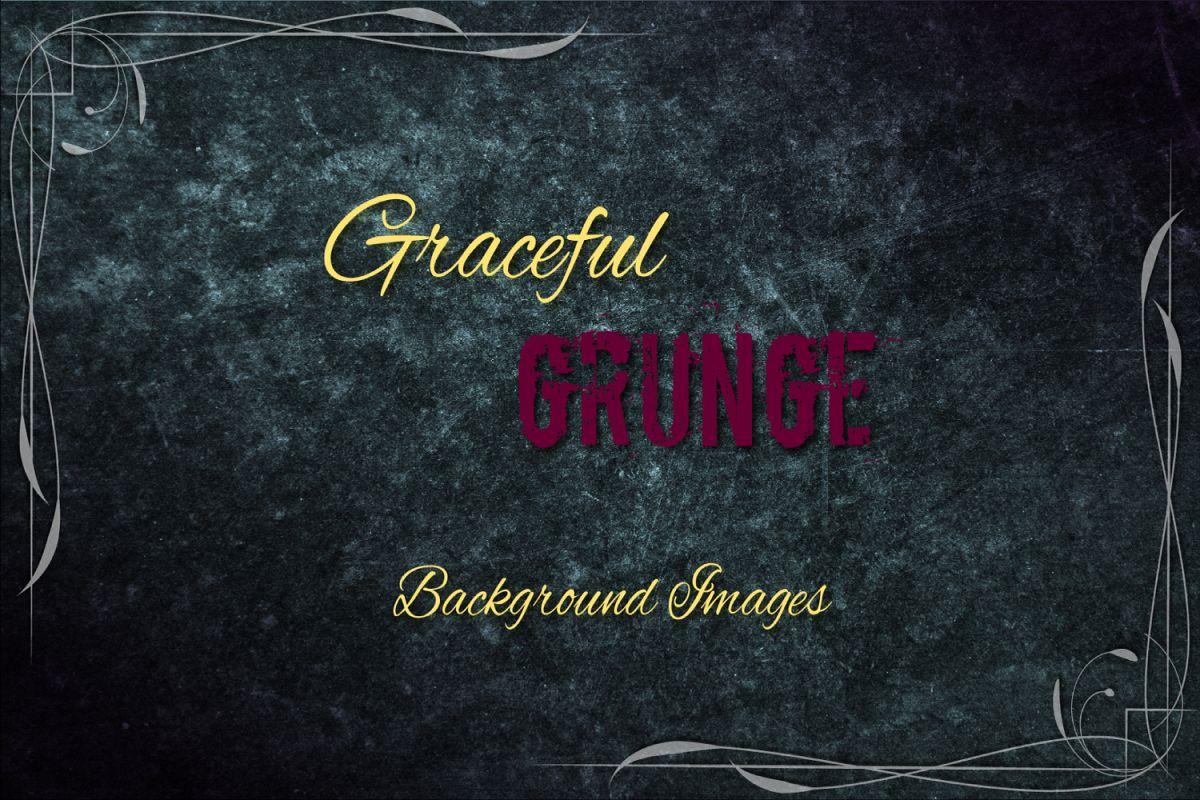 Graceful Grunge example image 1