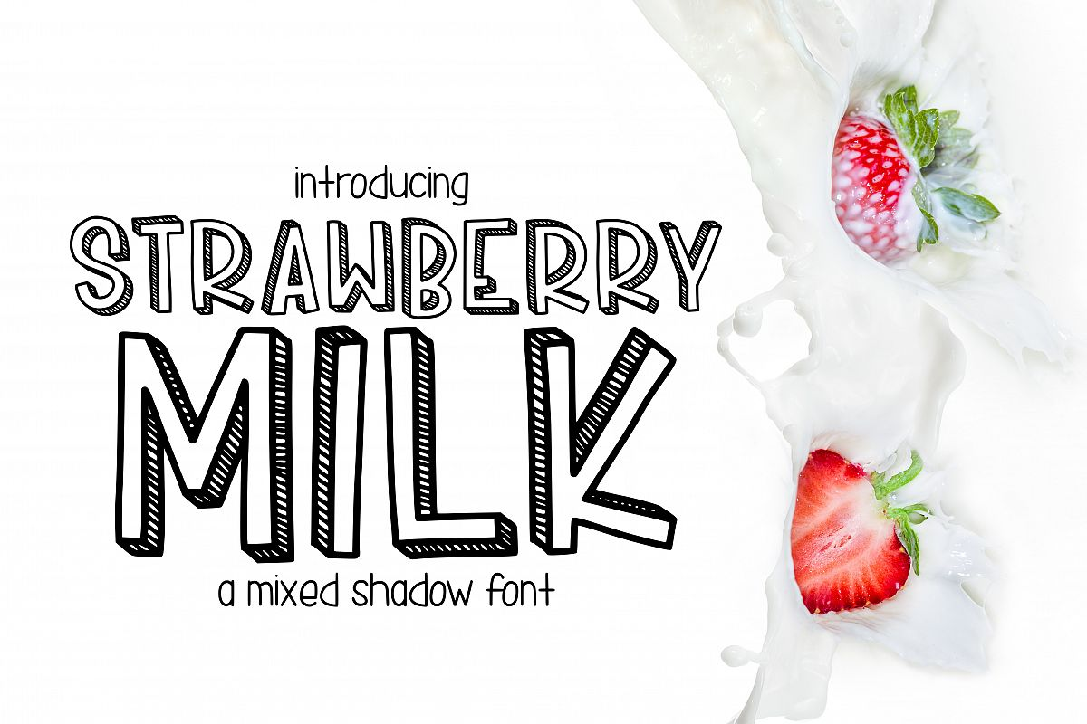 Strawberry Milk example image 1