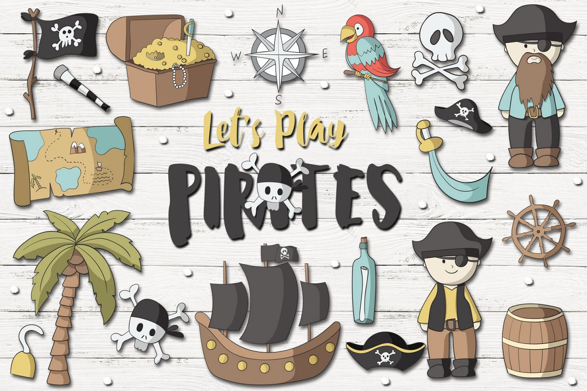 Lets Play Pirates example image 1