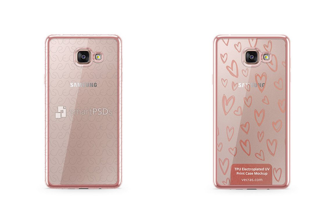 Samsung Galaxy A710 Printed Cover By