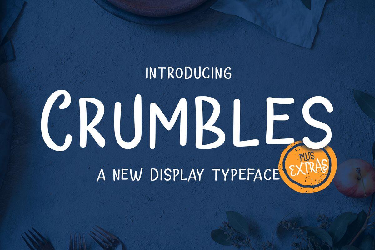 Crumbles & Bonus Extras example image 1