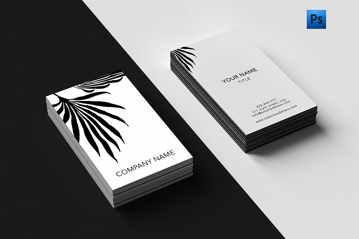 Beautiful Art Business Card