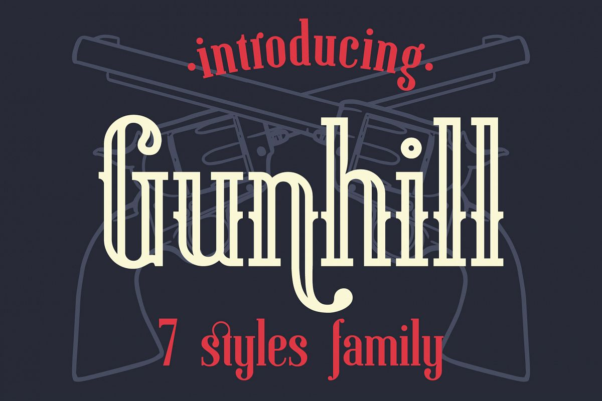 Gunhill family example image 1