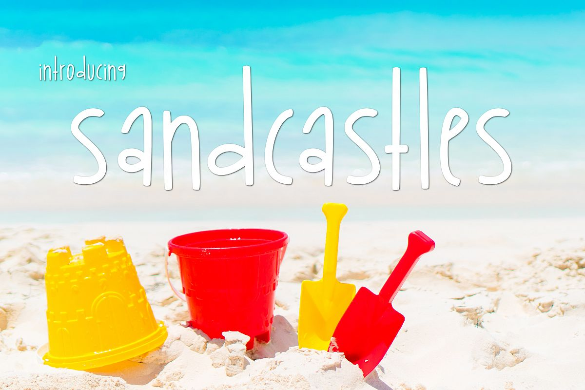 Sandcastles example image 1