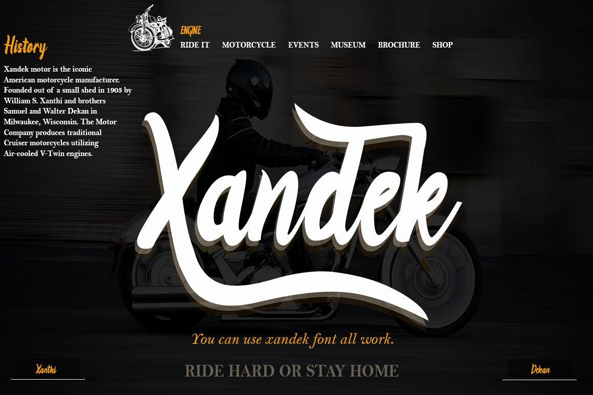 Xandek example image 1