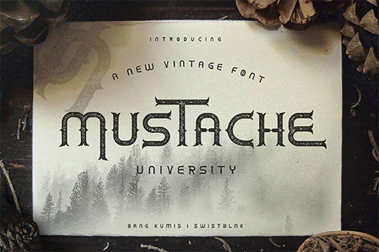 Mustache University example image 1