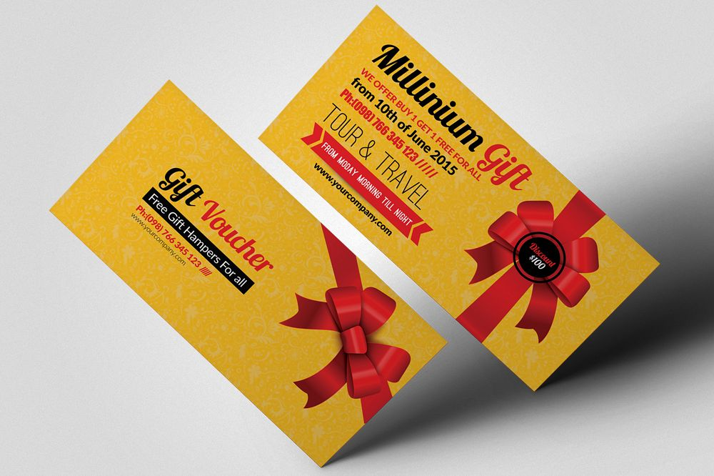Business Gift Vouchers example image 1
