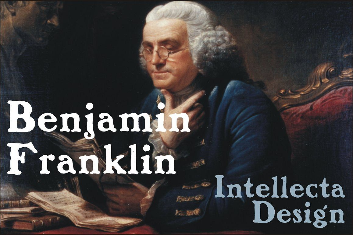 Benjamin Franklin (promotional pack) example image 1