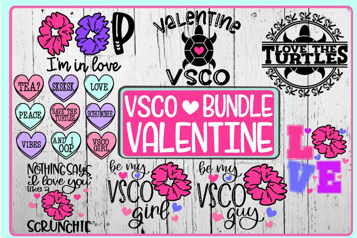 Download Vsco Valentine Bundle 8 Designs Svg Png Eps Dxf
