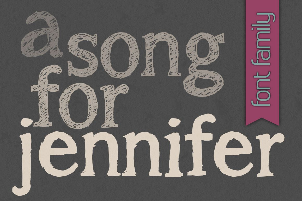 A song for Jennifer example image 1