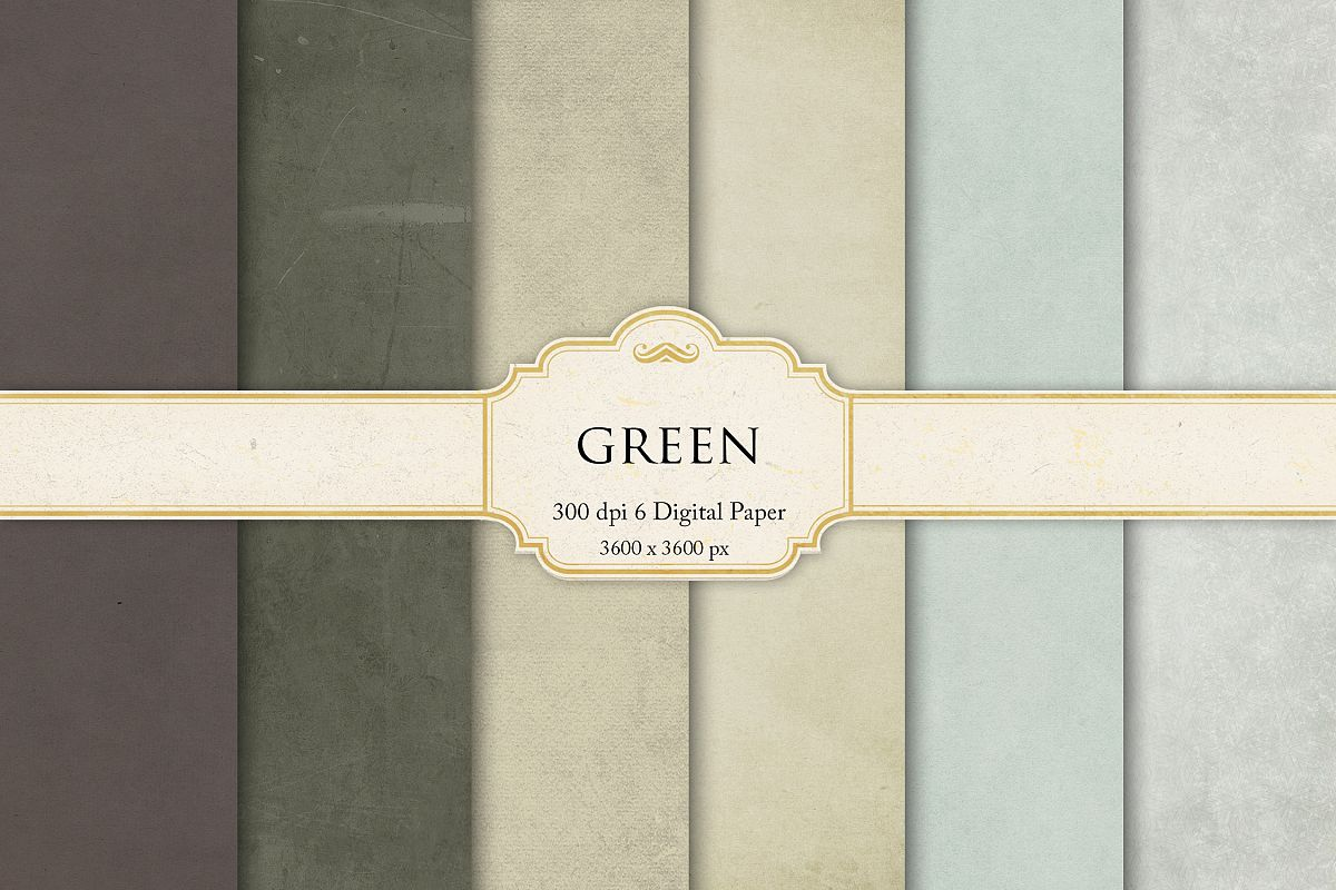 Wedding Brown and Green Backgrounds example image 1