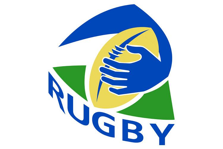 rugby ball hand holding example image 1