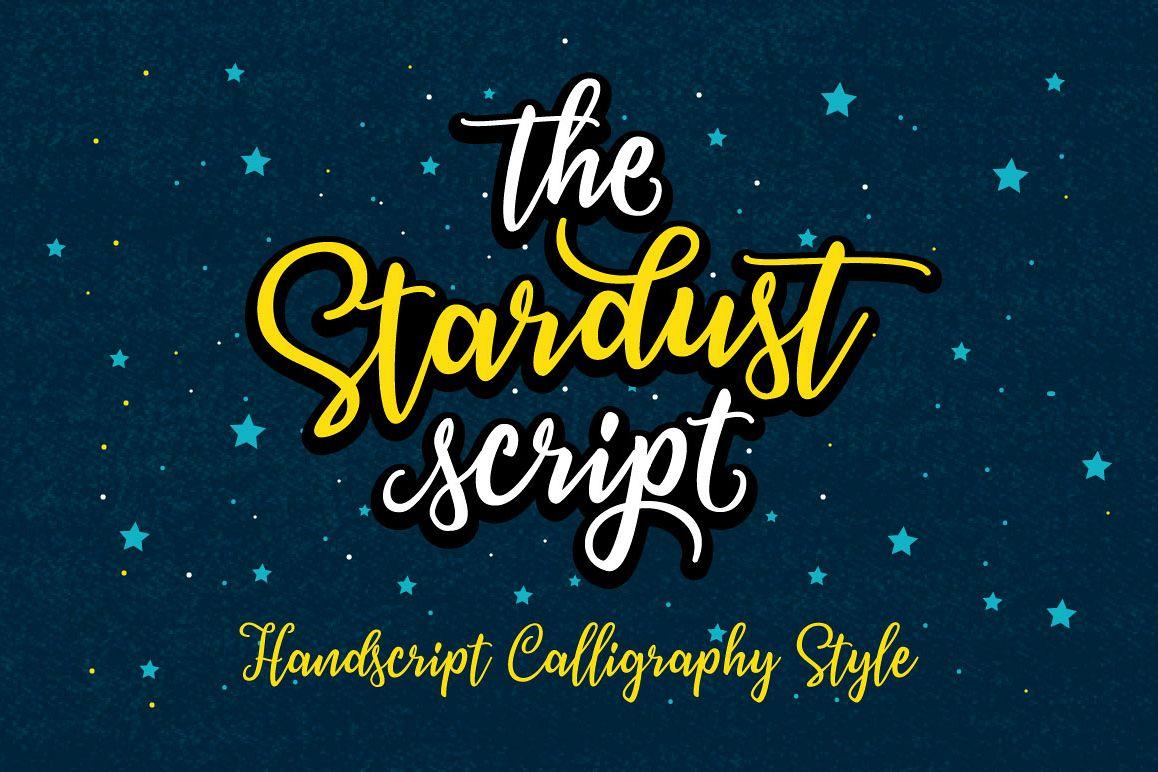 Stardust Script example image 1