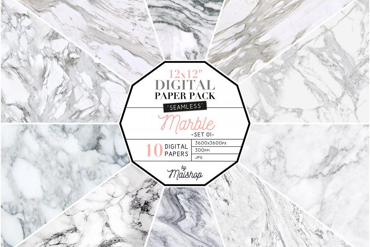 Seamless Digital Paper