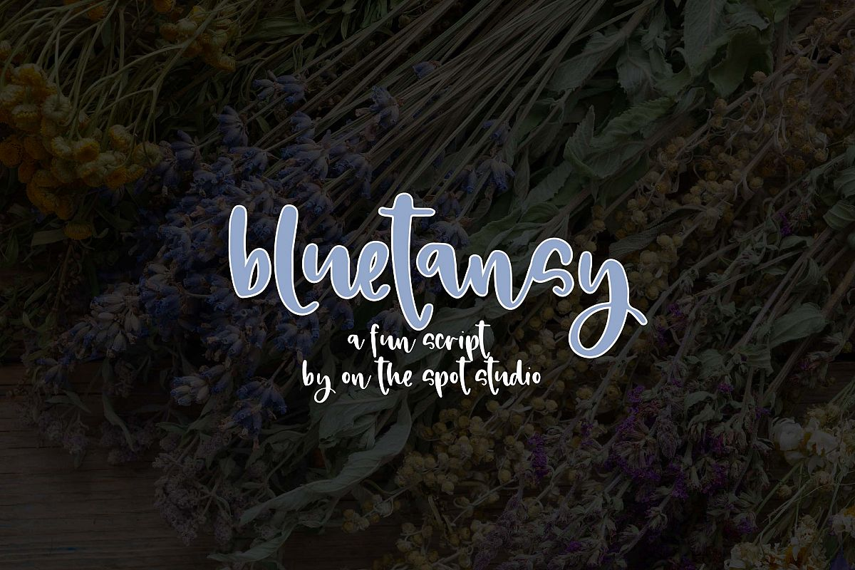 BlueTansy example image 1