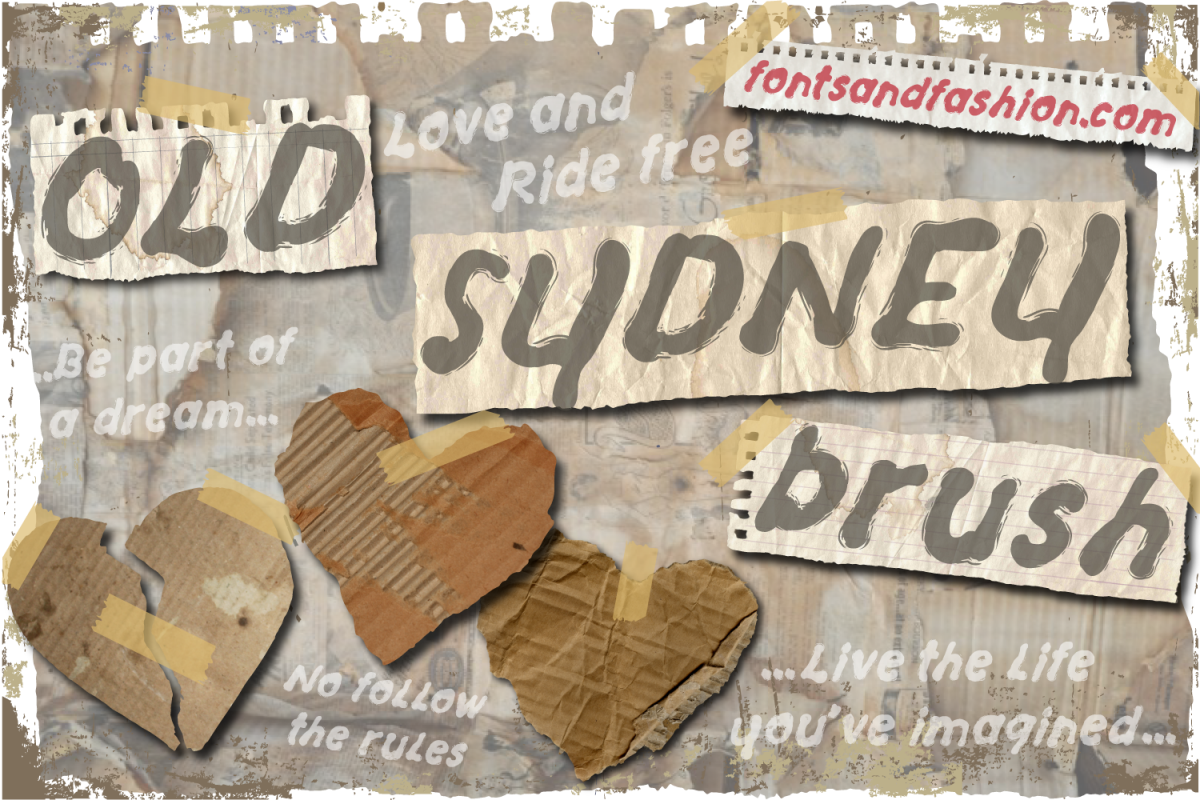 Old Sydney_Brush example image 1