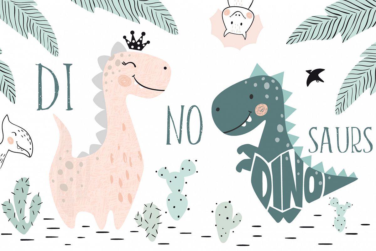 Dinosaurs example image 1