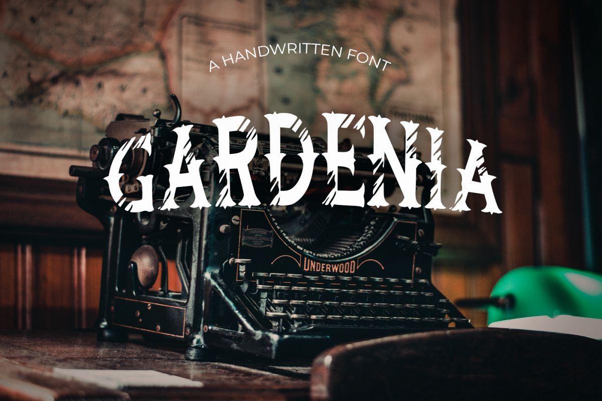 Gardenia example image 1