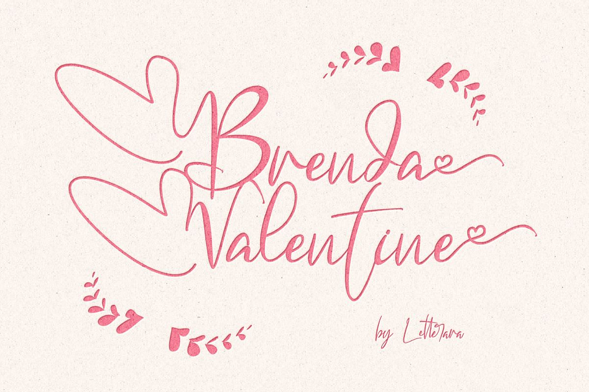 Brenda Valentine example image 1
