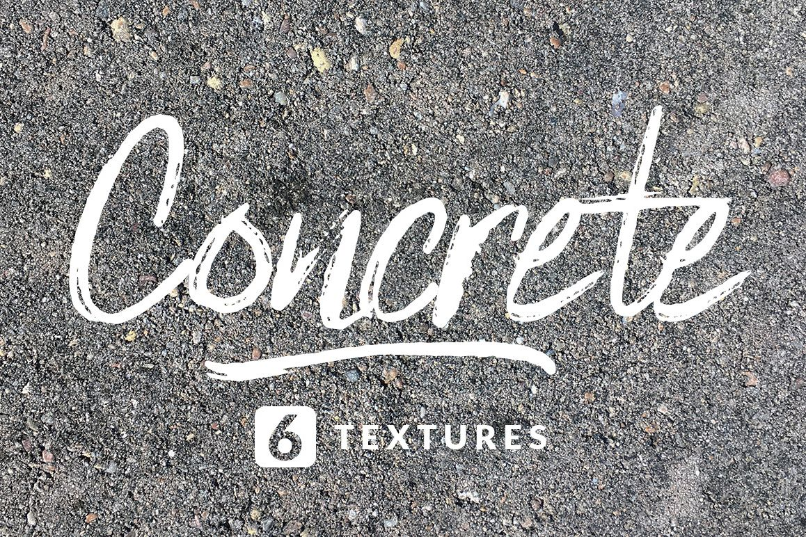 Concrete Texture Pack example image 1