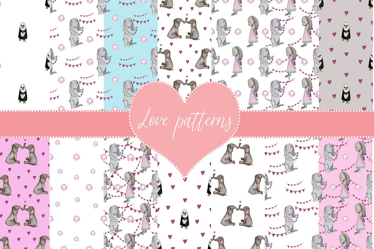 love patterns example image 1