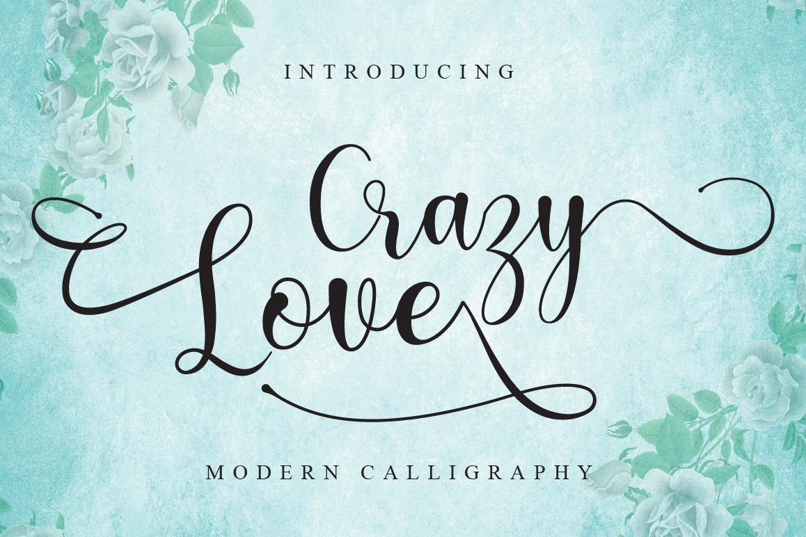 Crazy Love Script example image 1