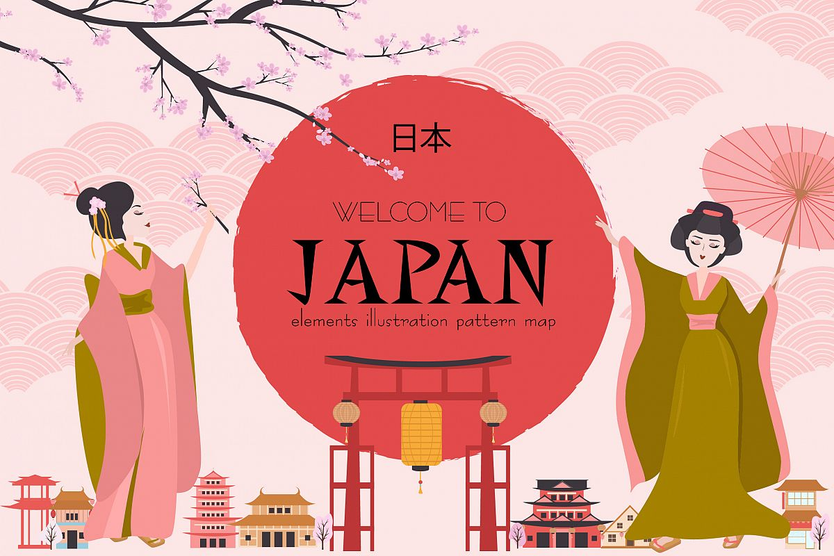 Welcome to Japan example image 1