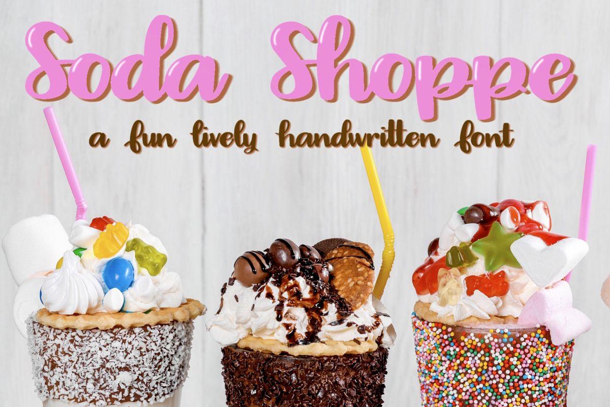 Soda Shoppe example image 1