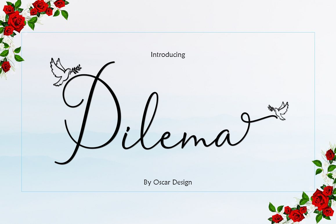 Dilema example image 1