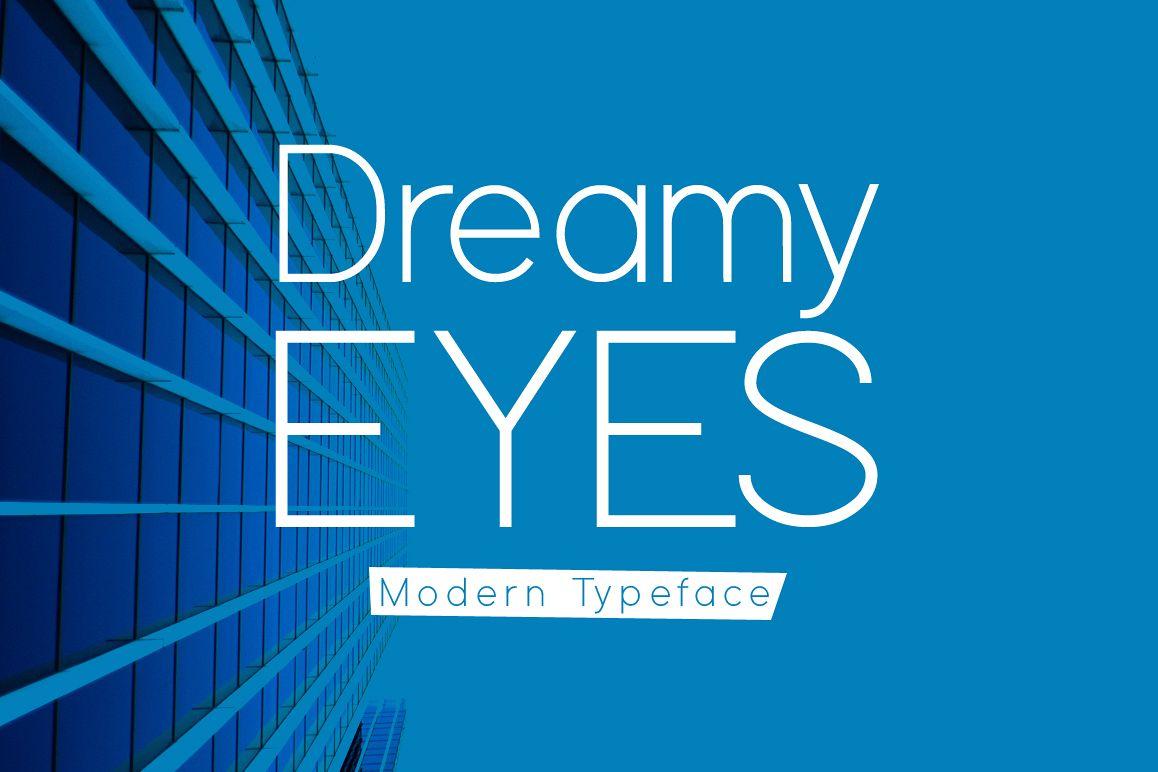 Dreamy Eyes example image 1
