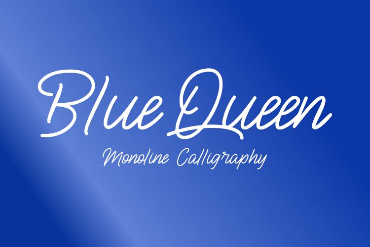 BlueQueen example image 1