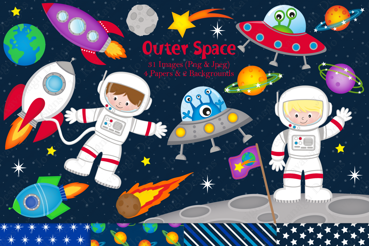 space clipart space graphics illustr design bundles rh designbundles net space clip art free images space clip art free images
