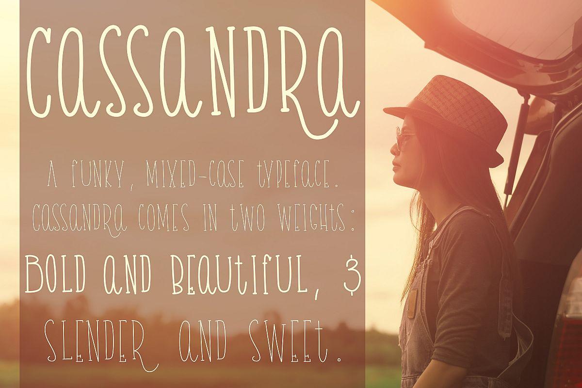 Cassandra example image 1