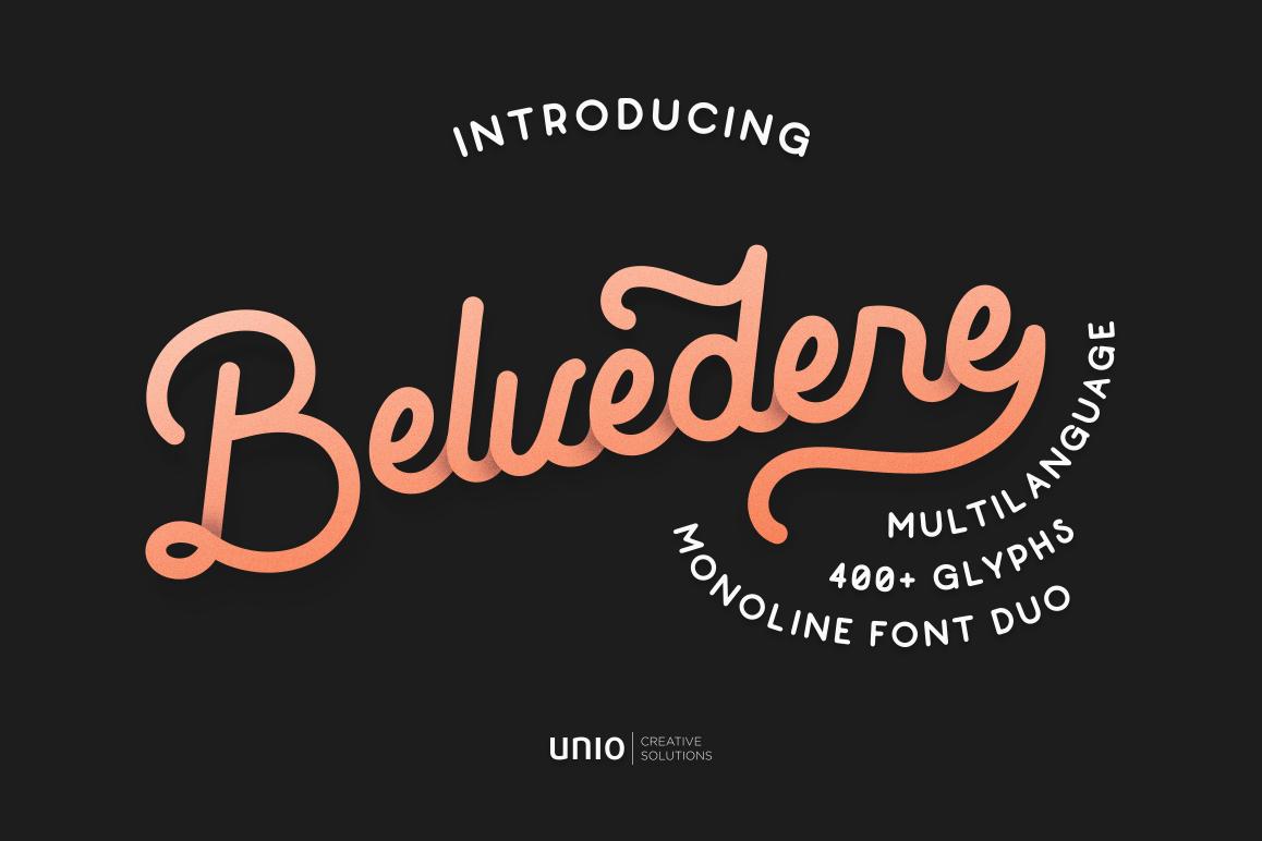 Belvedere example image 1