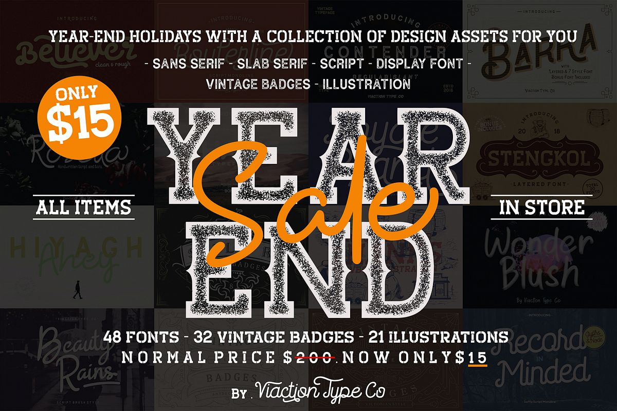 Year End Sale Bundle | All Product example image 1