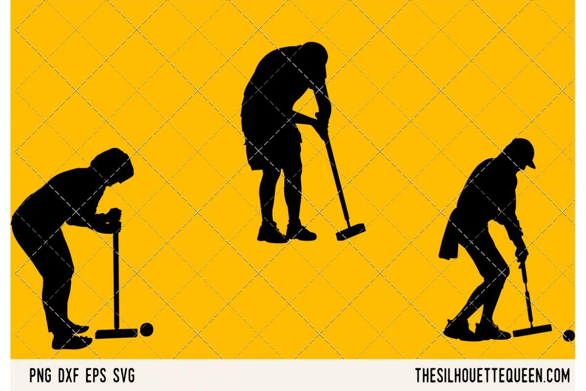 Croquet SVG example image 1